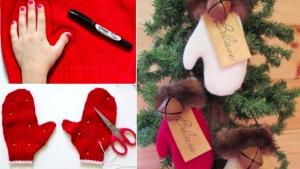 Image illustrant l'article 10 mitaines à intégrer dans votre décoration de Noël