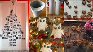 Image illustrant l'article 17 Idées de décorations à créer en famille pour les fêtes de NoëlI