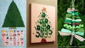 Image illustrant l'article 32 idées de décorations de noël à réaliser en famille