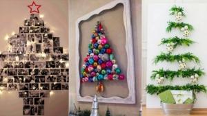 Image illustrant l'article 15 idées pour concevoir vous-même votre sapin de Noël