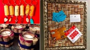 Image illustrant l'article 14 astuces pour transformer les bouchons de liège en objets décoratifs