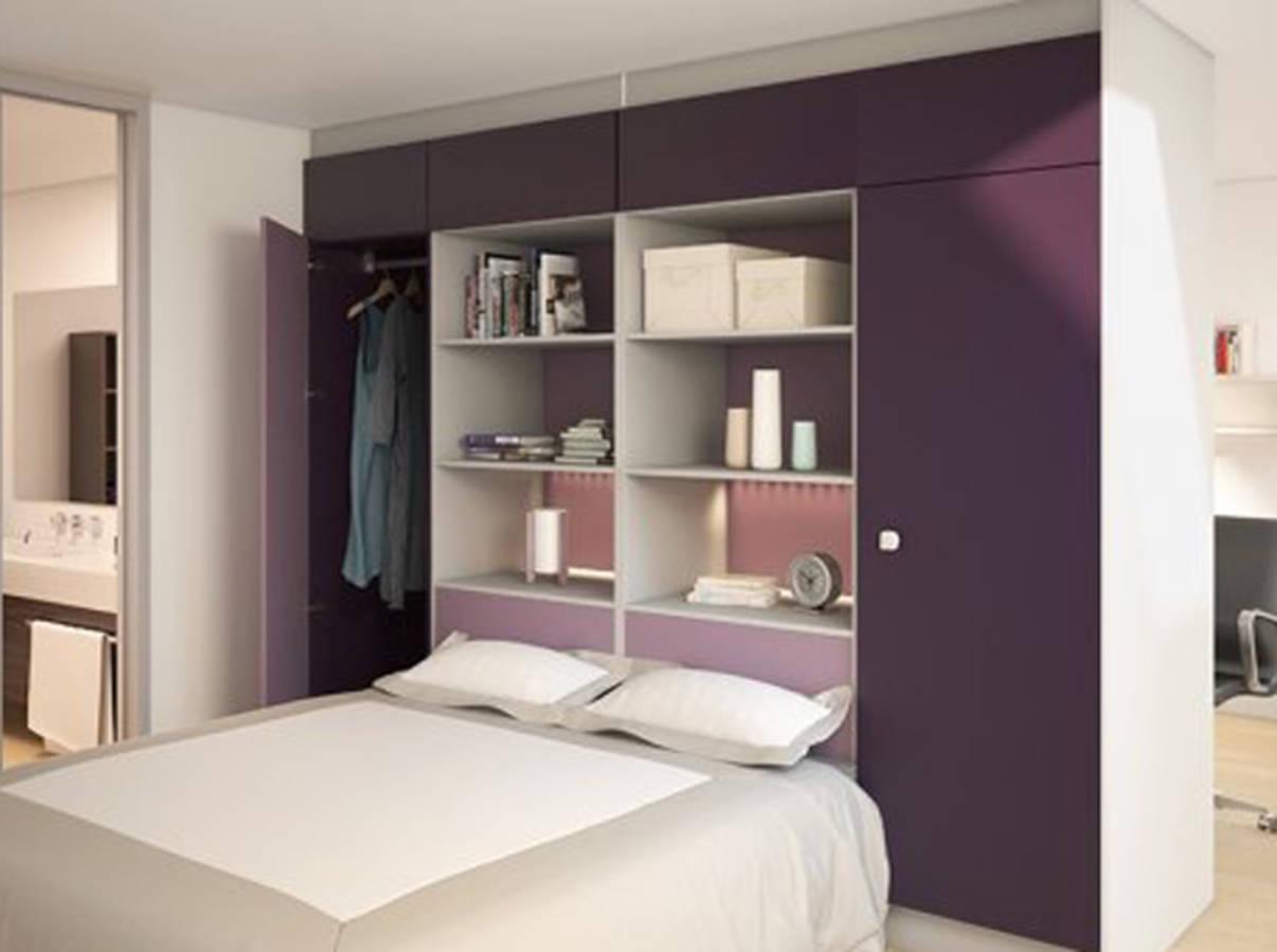 15 astuces pour am nager un petit appartement avec aisance. Black Bedroom Furniture Sets. Home Design Ideas