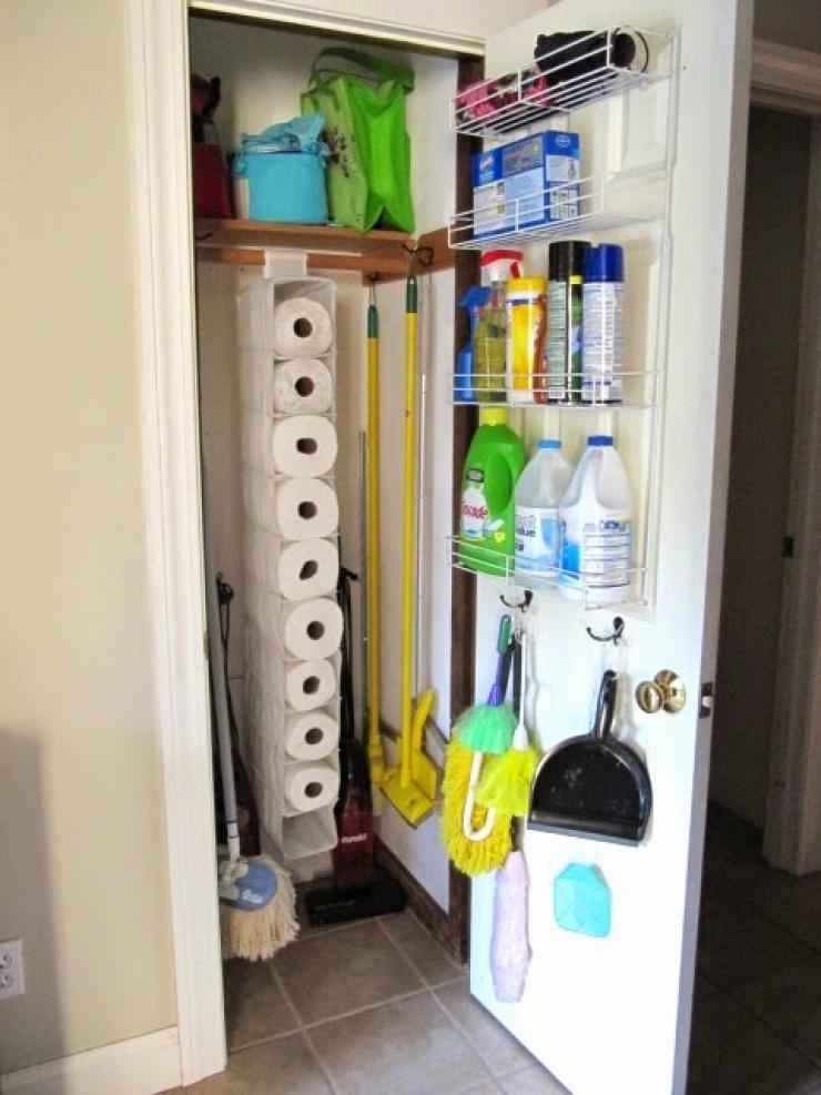 12 astuces pour rendre votre cuisine beaucoup plus fonctionnelle - Fabriquer un placard ...