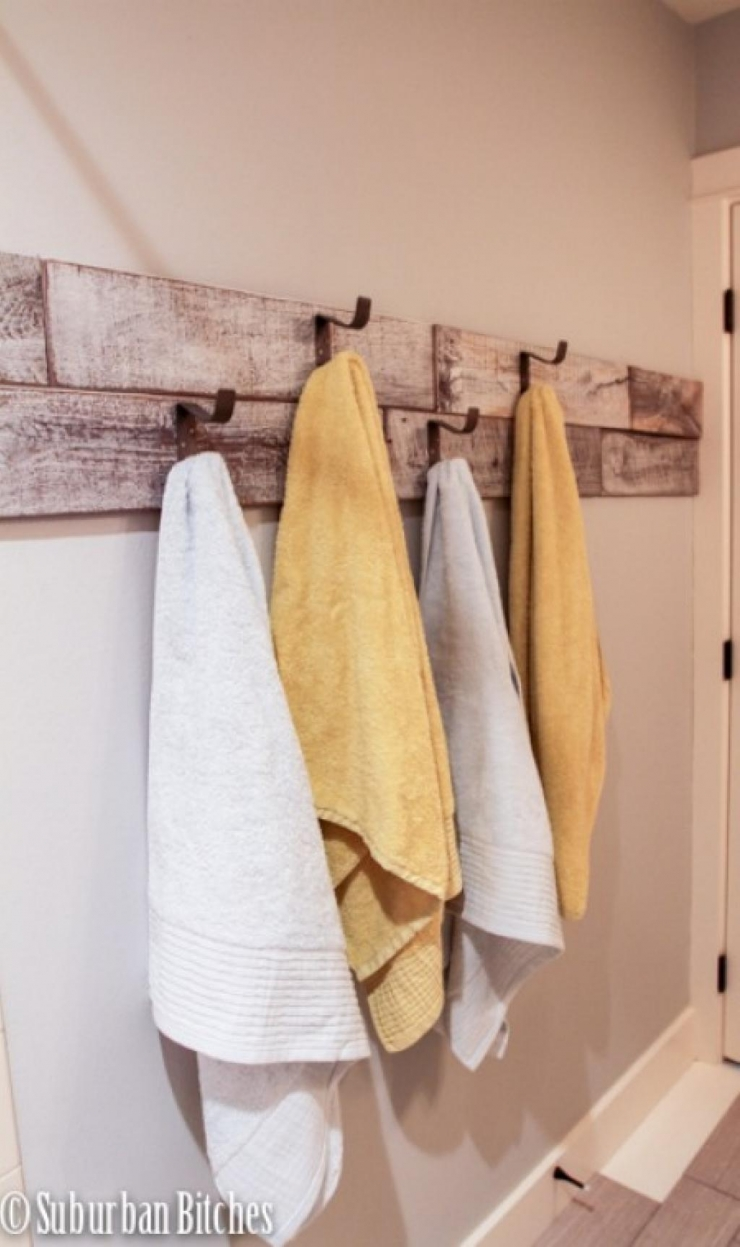 20 id es incroyables pour recycler du bois inutilis. Black Bedroom Furniture Sets. Home Design Ideas