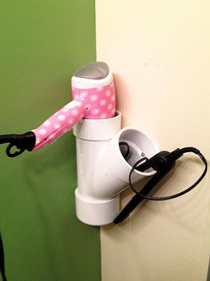 17 astuces pour rendre une salle de bain fonctionnelle. Black Bedroom Furniture Sets. Home Design Ideas