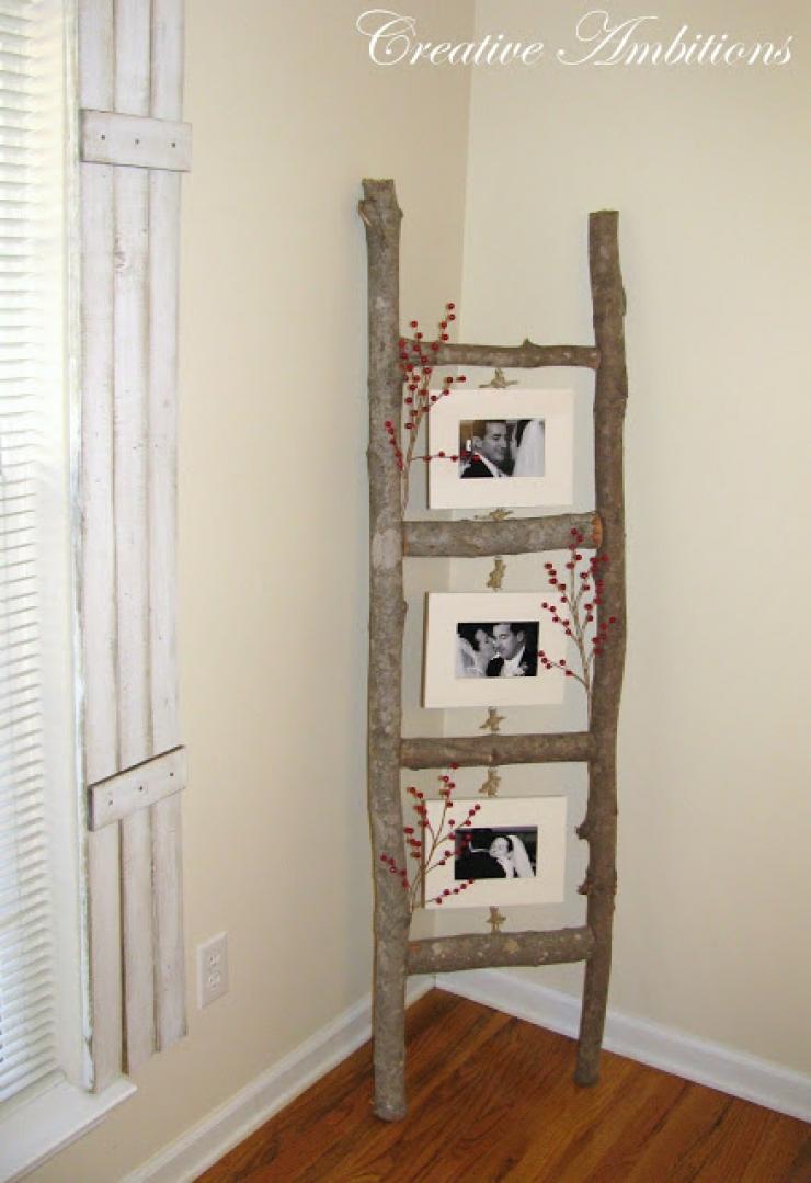 Deco Avec Une Echelle En Bois 24 astuces très faciles à réaliser pour sublimer vos photos