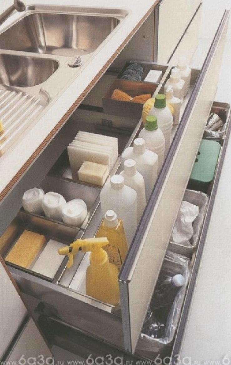 12 astuces pour rendre votre cuisine beaucoup plus for Accessoires rangement cuisine