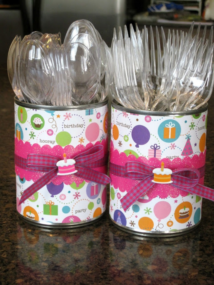 Des Boites De Conserve A Recycler Grace A 60 Idees Ingenieuses