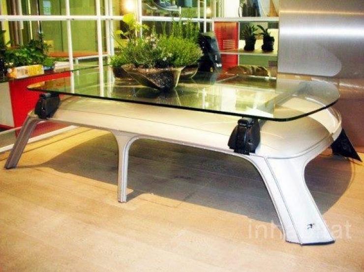 Moderne 41 photos pour vous donner l'envie d'installer une table basse IE-56
