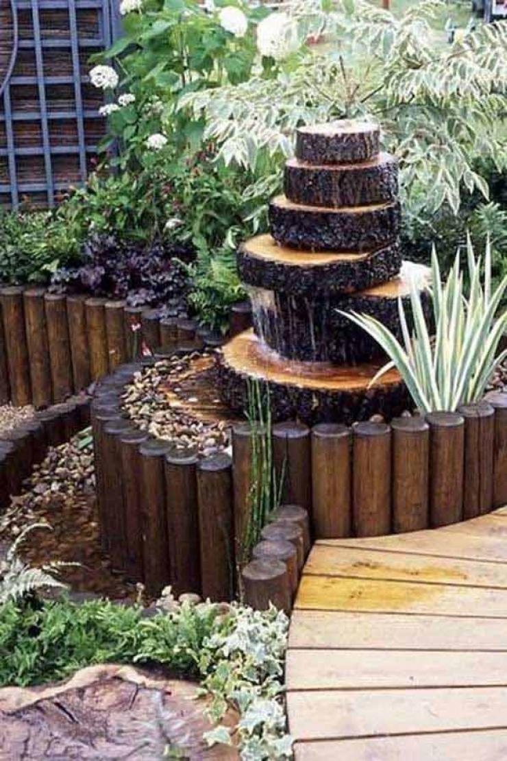 Deco Jardin Avec De La Recup 63 idées pour changer totalement la décoration de votre jardin