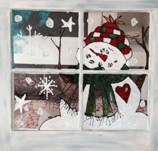 15 Idées Pour Habiller Vos Fenêtres Aux Couleurs De Noël